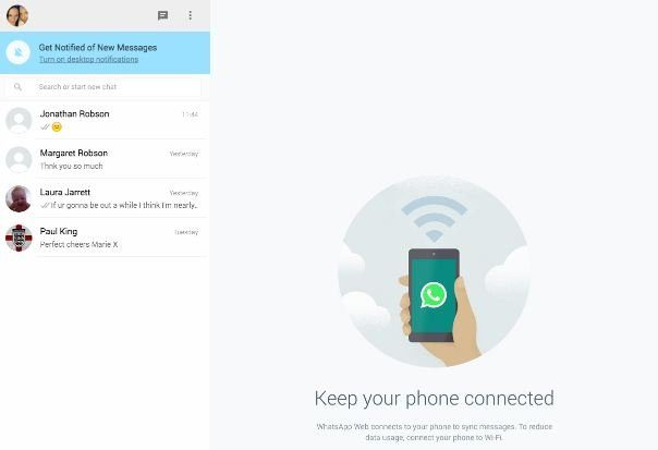 Como Acessar O Whatsapp Pelo PC