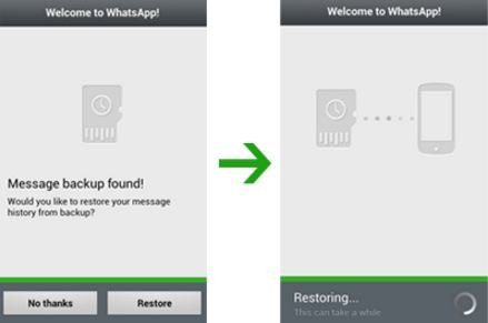 Como Recuperar As Conversas Do Whatsapp