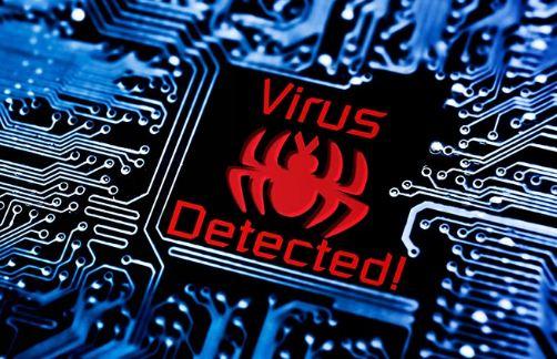 Formas De Vírus De Computador São Distribuídos