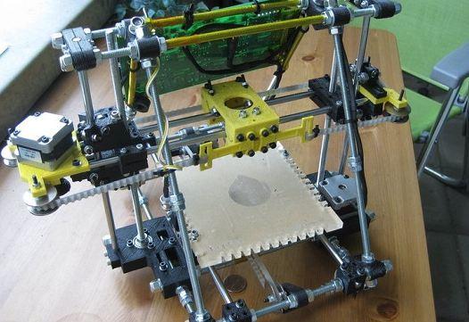 Como Fazer uma Impressora 3D
