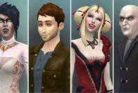 Como se Transformar em um Vampiro em Sims 4
