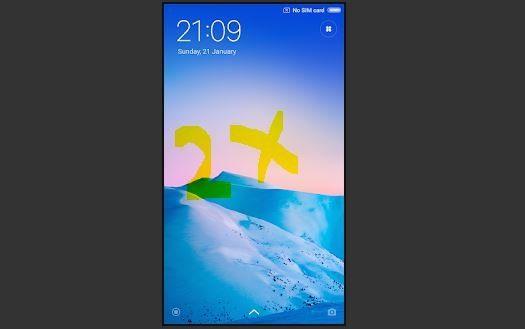 Como Habilitar a Tela de Toque Duas Vezes Acordar no Xiaomi Redmi 5A