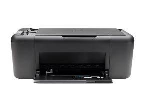 Como Scanear Na Impressora HP Deskjet f4480