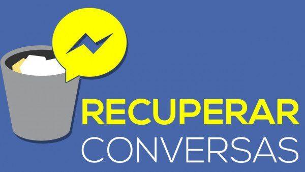 Como Recuperar Mensagens Apagadas do Facebook