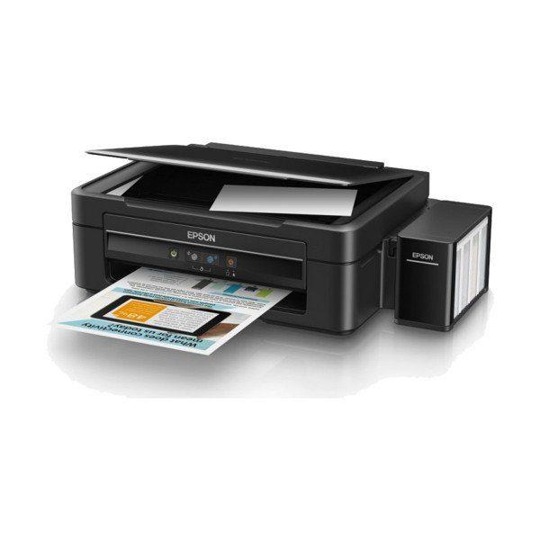 Como Scanear Na Impressora Epson L380