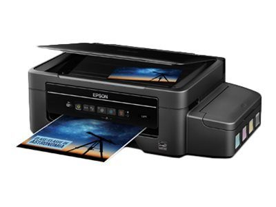 Como Escanear Com a Impressora Epson l375?