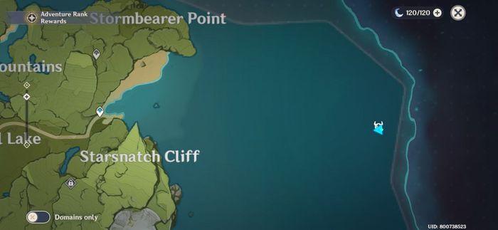 Genshin Impact: Localização da Ilha Oculta Contém um Bom Saque!